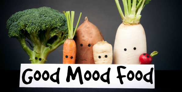 Foods That Put You In A Good Mood